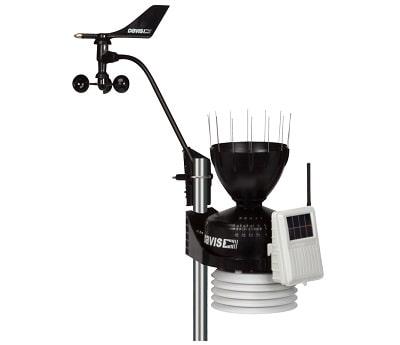 estación meteorológica automática davis vantage pro