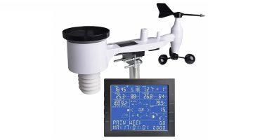 estación meteorológica profesional froggit wh4000