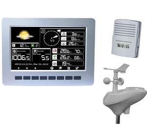 estacion de meteorología misol