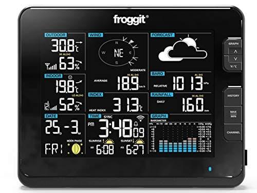 estacion meteorologica Froggit WH6000
