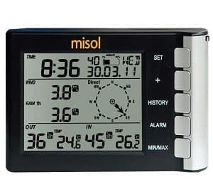 estacion meteorologica MISOL