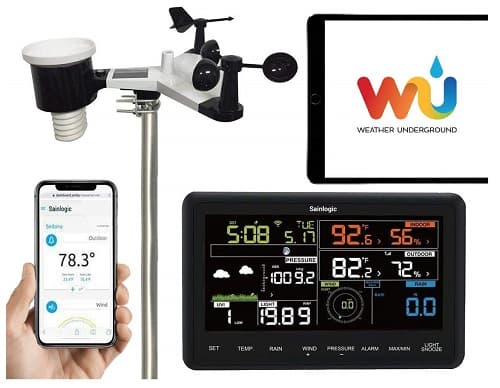 estacion meteorologica con wifi