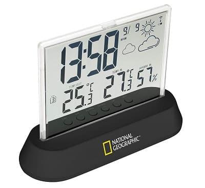 estacion meteorologica national geographic