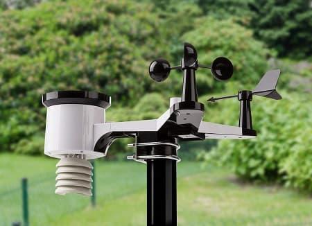 estacion meteorologica wifi app waldbeck HALLEY