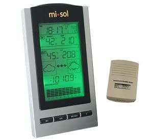 estaciones meteorológicas misol