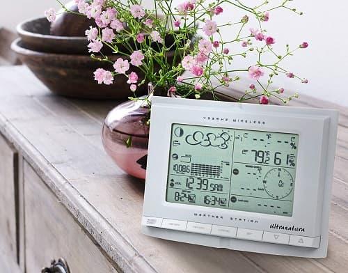 estaciones meteorológicas profesionales