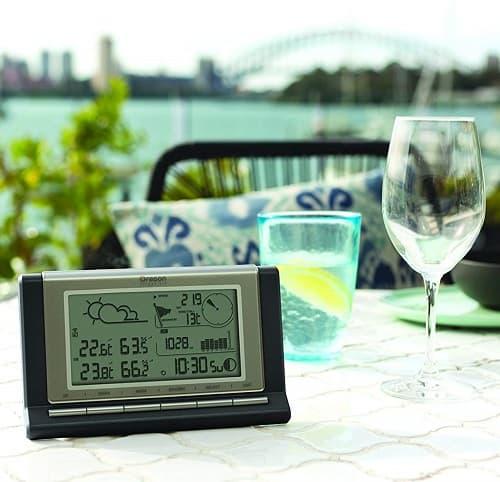 precio oregon wmr89 estacion meteorologica